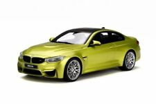 Gt Spirit 164 bmw m4 Competition Package Austin amarillo metalizado 1:18 - limited 1/1