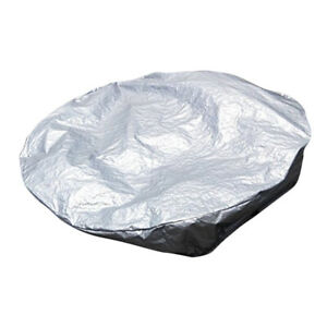 Waterproof Polyester Round Hot Tub Cover Outdoor SPA Tub Covers Protector