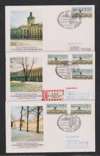 Automatenbriefmarken aus Berlin als Ersttagsbrief