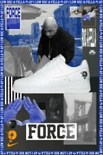 Nike Air Force 1 Low Rocafella / UK Size 8 / Brand New / Limited Edition