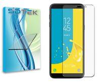 SDTEK Protector de Pantalla para Samsung Galaxy J6 Vidrio Templado