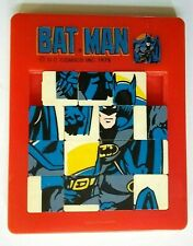 """BATMAN SLIDE PUZZLE"" VINTAGE 1978 ""DC COMICS"" TV CARTOON AMERICAN PUBLISHING"