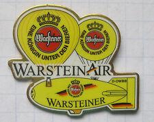 WARSTEINER / BALLONS MIT ZEPPELIN .........Bier-Ballon-Pin (111k)