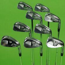 Iron Set Right-Handed Extra Stiff Flex Golf Clubs