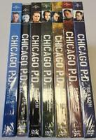 Chicago PD: The Complete Series DVD Seasons 1-7 season 1,2,3,4,5,6,7 Sealed New