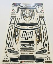 1/10 - 1/8 scale DECAL/STICKER SHEET-RC/MODEL CAR-Tamiya/hpi/decals/Silvia Drift