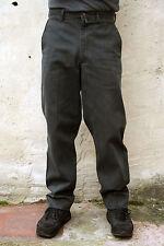 MARLBORO CLASSICS chino pour homme Gris Foncé Denim Lin Jeans Coupe Slim IT 50 W34