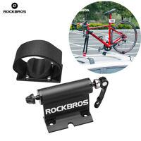 ROCKBROS Bicycle Car Rack Carrier Quick-release Fork Mount Rack For 1 Bike Black