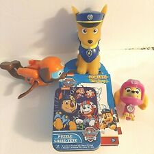 Paw Patrol Chase, Sky, flying dog  Mini Puzzle ~ 24 Pieces Collectables