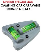NIVEAU A BULLE 2 AXES TENTE DE TOIT RANGE JEEP DISCOVERY PAJERO PATROL HDJ L200