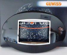 GEWISS GW 16304TN CHORUS 4P TECNOPOLIMERO NERO TONER