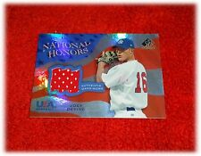 2004 UPPER DECK SP PROSPECTS USA NATIONAL HONORS GAME WORN JERSEY JOEY DEVINE