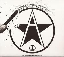 Icons Of Filth – The Mortarhate Projects ( CD ) NEW / SEALED
