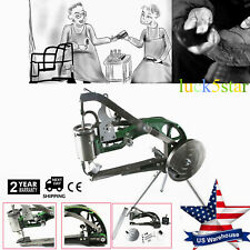 Manual Shoe Making Sewing Machine Shoes Leather Repair Stitching Equipment UPS