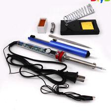 220V 60W 905 Adjustable Electric Temperature Gun Welding Soldering Iron Tool kit