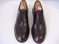 J CREW Made in England Split Toe Oxfords Dark Brown Size 13 M $330 Shoes