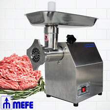 Meat Mincer Grinder Table Top Stainless Steel #12 150kg/hr (CAT 360MC12)