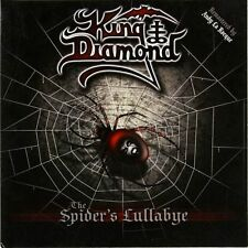 KING DIAMOND - THE SPIDER'S LULLABYE - CD DIGIPACK NEW SEALED 2009