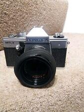 Vintage Praktica Camera Mtl3