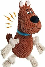 New listing Plush Dog Toy, Stuffed Dog Toys for Small Medium Large Dogs, Scooby Doo
