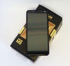 Unlocked BLU Grand M3 8GB Android Smartphone GSM - Black/ UA7-3/12