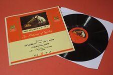 ALP 1013 Brahms Symphony No.2 Arturo Toscanini NBCSO HMV UK 1st