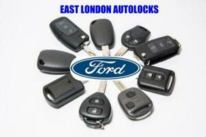Ford Spare Key Programming Auto-locksmith East London 90% of all Ford Keys Done