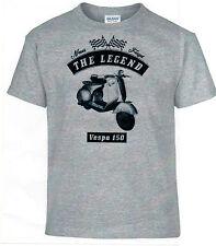 T-Shirt, Vespa 150, Moto, Oldtimer, youngtimer