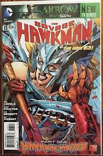 Savage Hawkman #13 Signed By Artist/writer Mark Poulton NM Condition
