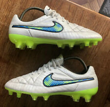 Nike Tiempo Legend V ACC FG UK8.5 Football Boots 2014 Release Rare Pro Elite