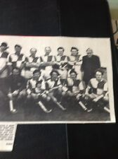 67-3 Ephemera 1974 Picture Cliftonville Hockey Club Team Picture
