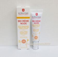 Erborian BB Cream Nude 15ml BB Crème Nude SPF 20 Korean Skin Therapy