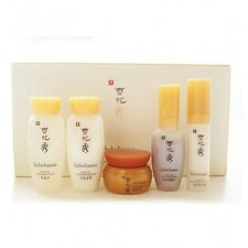 Sulwhasoo Basic Skin Care Kit 5 Item Korean cosmetics Serum,Cream,Emulsion,Water