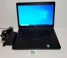 """Dell Latitude E5450 14"""" HD Laptop Intel i5-5200U 2.2Ghz 8GB 256GB SSD WIN 10 Pro"""