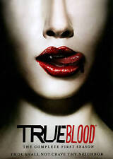 True Blood - Season 1 ONE 1ST (DVD, 2014, 5-Disc Set) FREE EXPEDITED SHIPPING