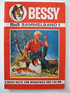 Bessy Sammelband Nr.1, Bastei, Zustand 2-3