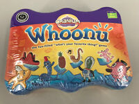 Cranium Whoonu Game In Tin Container, NEW sealed 2005 - best toy award
