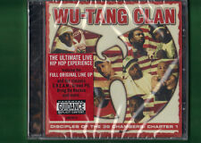 WU TANG CLAN - DISCIPLES OF THE 36 CHAMBERS CHAPTER 1 CD NUOVO SIGILLATO