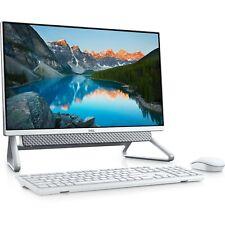 "Dell Inspiron 5400 24"" computadora todo en uno i5-1135G7 8GB 512GB+1TB Plata 2021 # G"