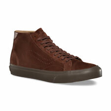 VANS Court Mid DX (Tanner) Cappuccino Dark Gum Suede MEN'S 7.5 WOMEN'S 9