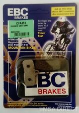 TRP Quadiem/quadiem SL EBC Resin Mountain Bike Disc Brake Pads (CFA493) (1 Set)