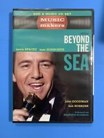 Beyond The Sea (DVD) Kevin Spacey Kate Bosworth New Sealed