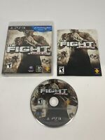 The Fight: Lights Out Sony PlayStation 3 PS3 Game Complete With Manual Tested