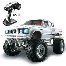 HG 1/10 RC Pickup Racing Model 4*4 Rally Car Series Car Crawler RTR ESC Motor WH