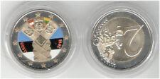 Estland 2 Euro Gedenkmünze 2018 100 Jahre Unabhängigkeit Balt. Staaten FARBE