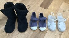 Girls Bundle Of Shoes Size 10 Young Dimension Hampton <D1417