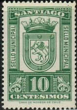 Chile Stamps