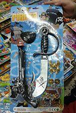 Set guerriero spade pirata kit gioco di qualità giocattolo toy