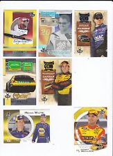 2004 Optima GOLD PARALLEL #G51 Brian Vickers BV$7.50! #074/100!