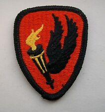 US Army Aviation Training School Colour Shoulder Patch.